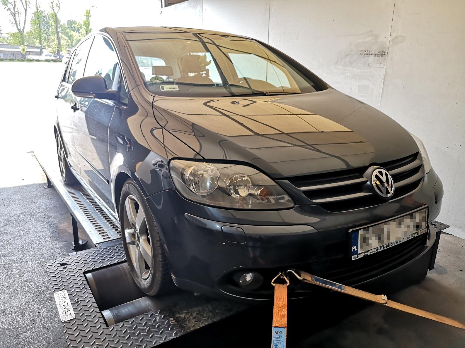 VW Golf 5 Plus 1.9TDI 105KM >> 147KM 352Nm