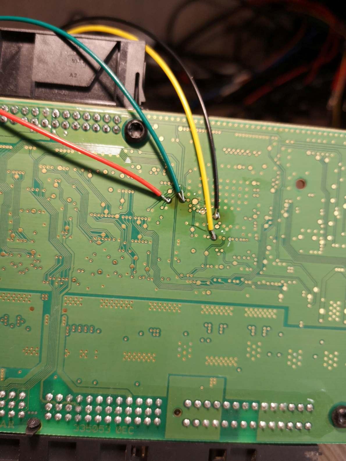 Naprawa modułu świateł FRM BMW X1 E84