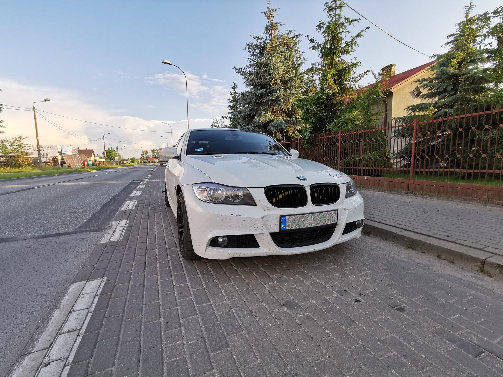 BMW E90 318D 143KM >> 190KM 403Nm