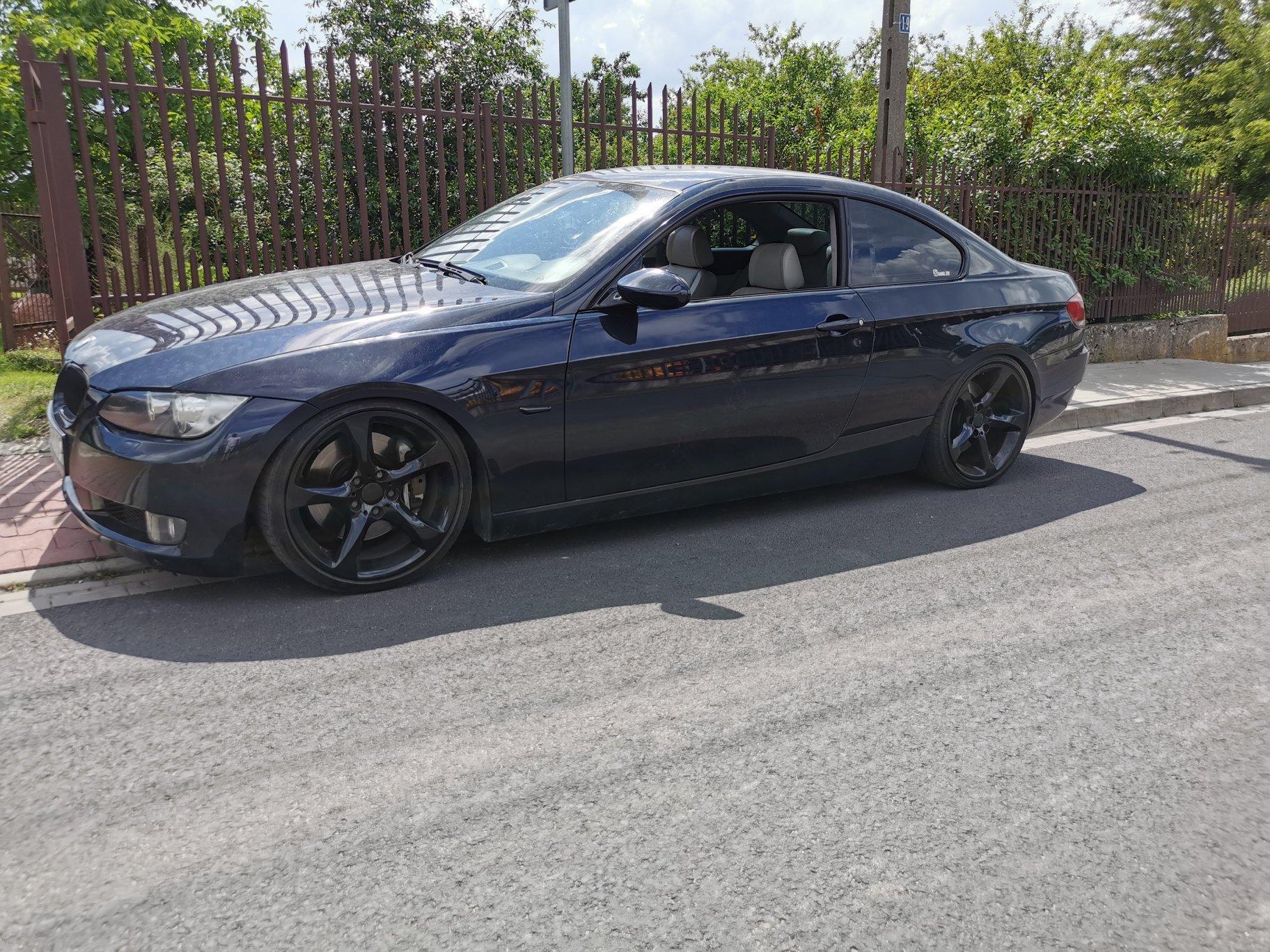 BMW E92 335D 286KM >> 342KM 703Nm