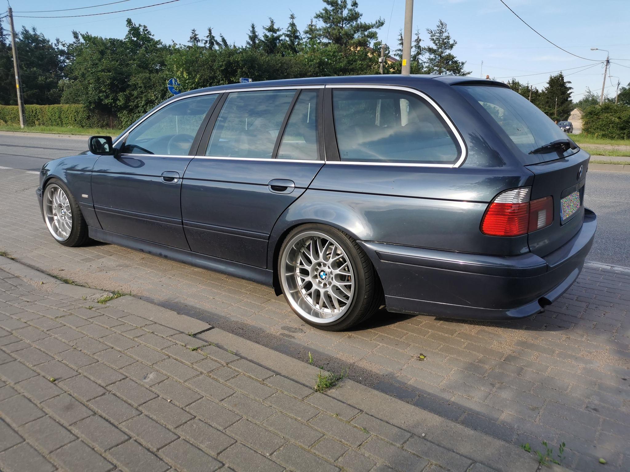 BMW E39 530D 193KM >> 243KM 541Nm