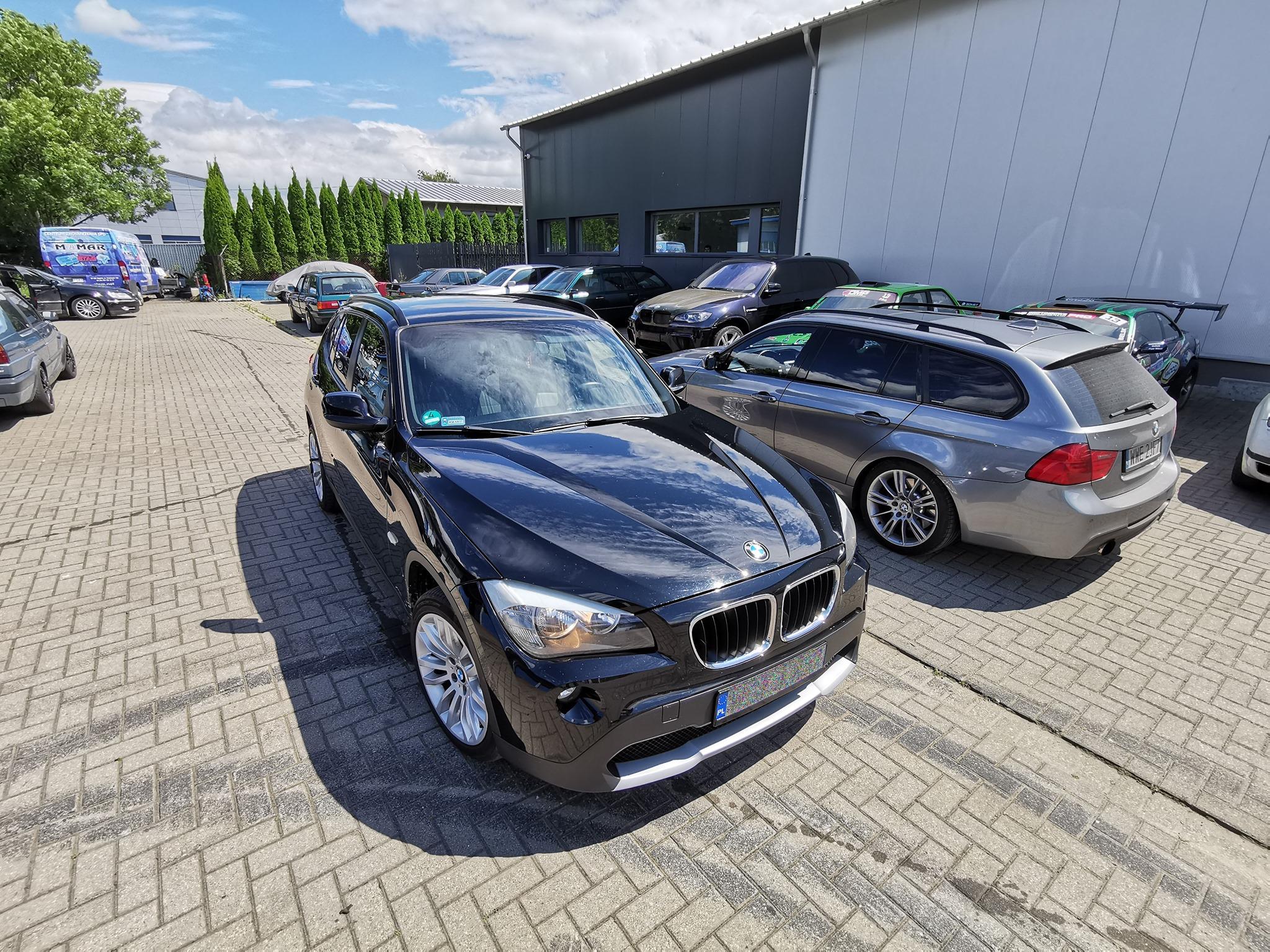 BMW X1 E84 18d 143KM >> 184KM 390Nm