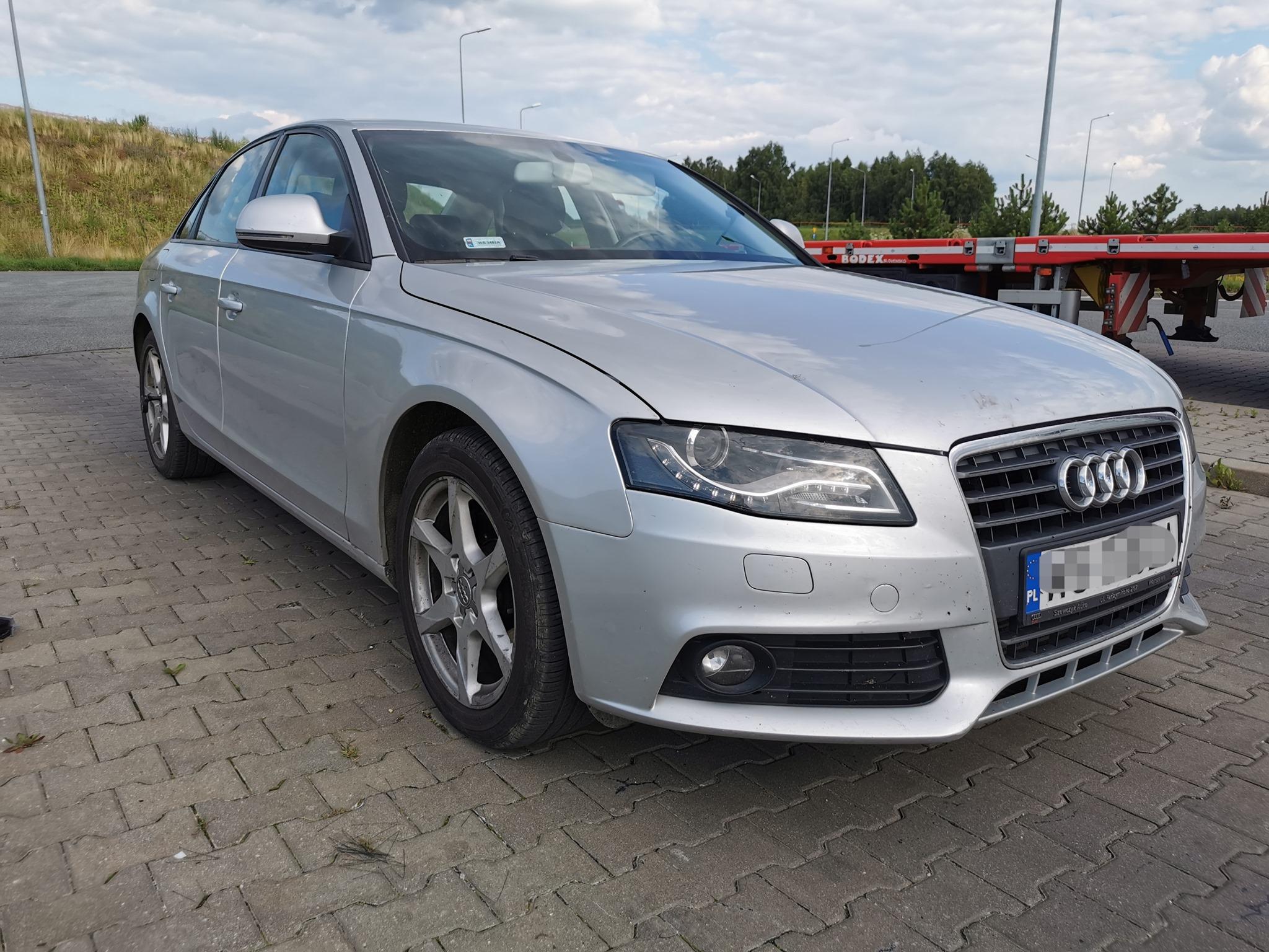 Audi A4 B8 2.0TDI 120KM >> 175KM 395Nm