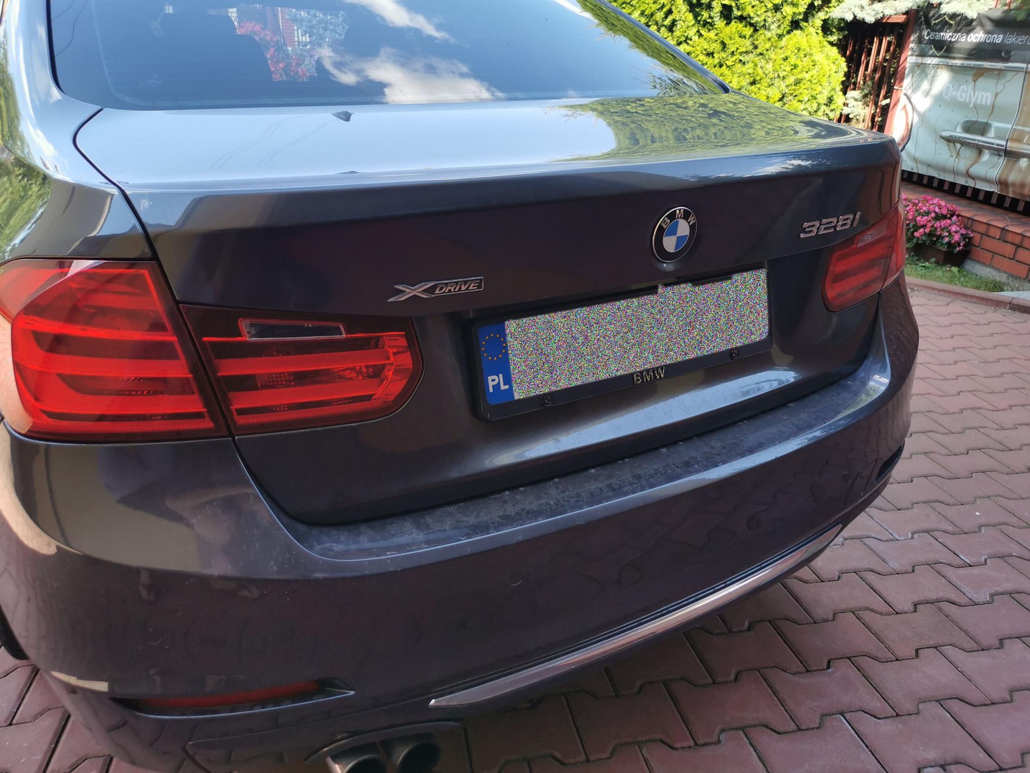 BMW F30 328i 245KM >> 280KM 457Nm