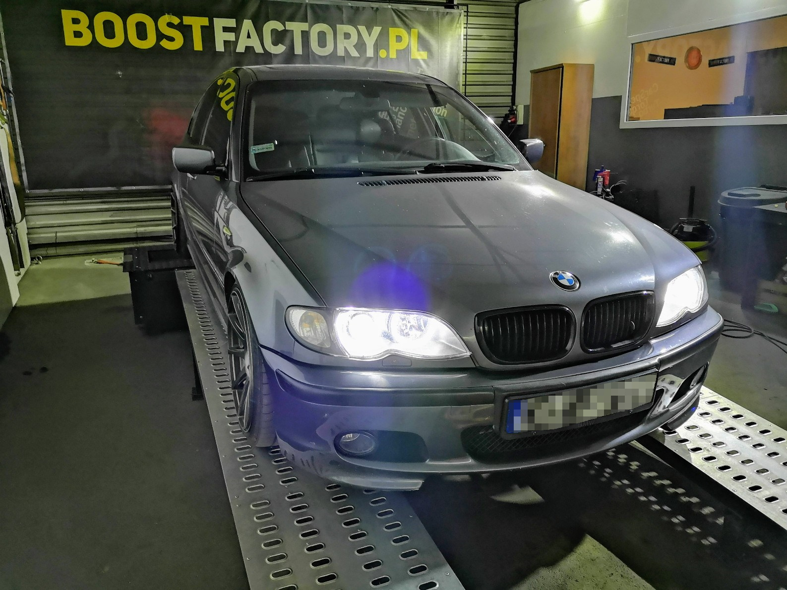 BMW E46 330d M57 184KM >> 252KM 530Nm