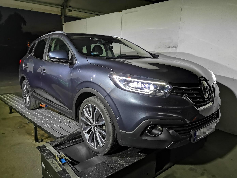 Renault Kadjar 1.6dCi 130KM>> 149KM 357Nm