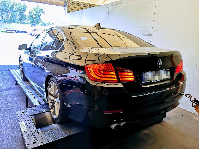 BMW F10 525D 204KM >> 314KM 643Nm