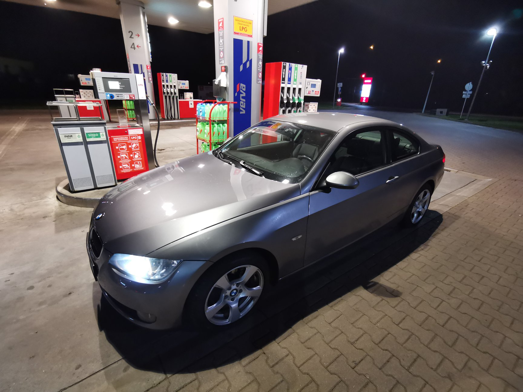 BMW E92 320D 163KM >> 215KM 458Nm