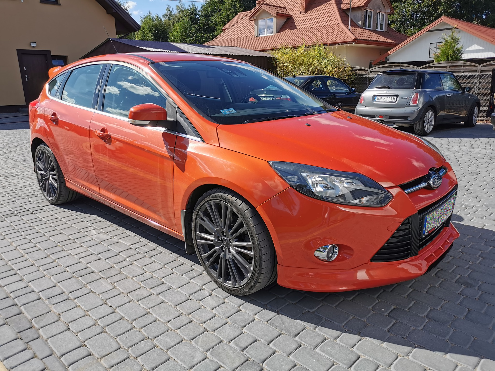 Ford Focus Mk3 1.6 EcoBoost 150KM >> 193KM 316Nm