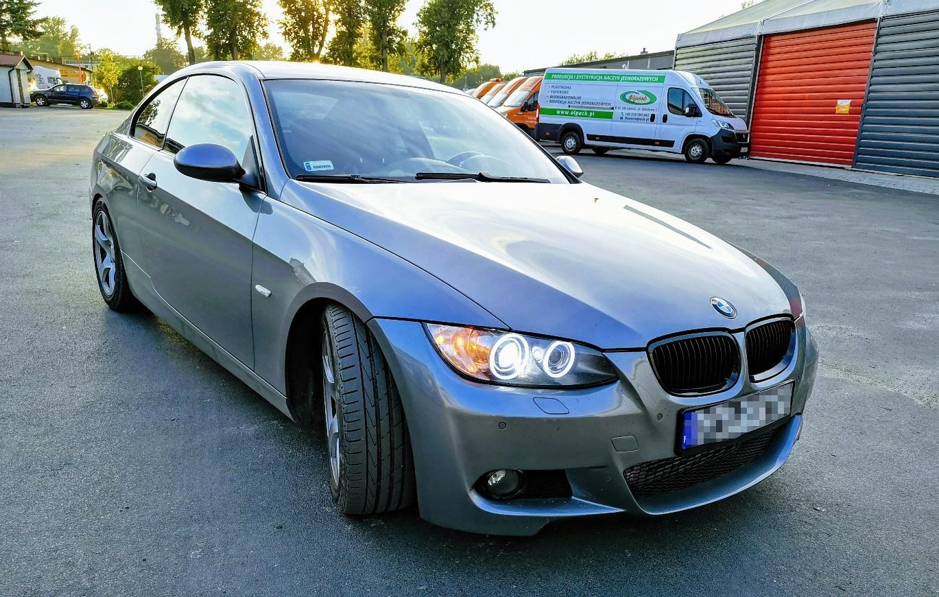 BMW E92 325D 197KM >> 335KM 712Nm