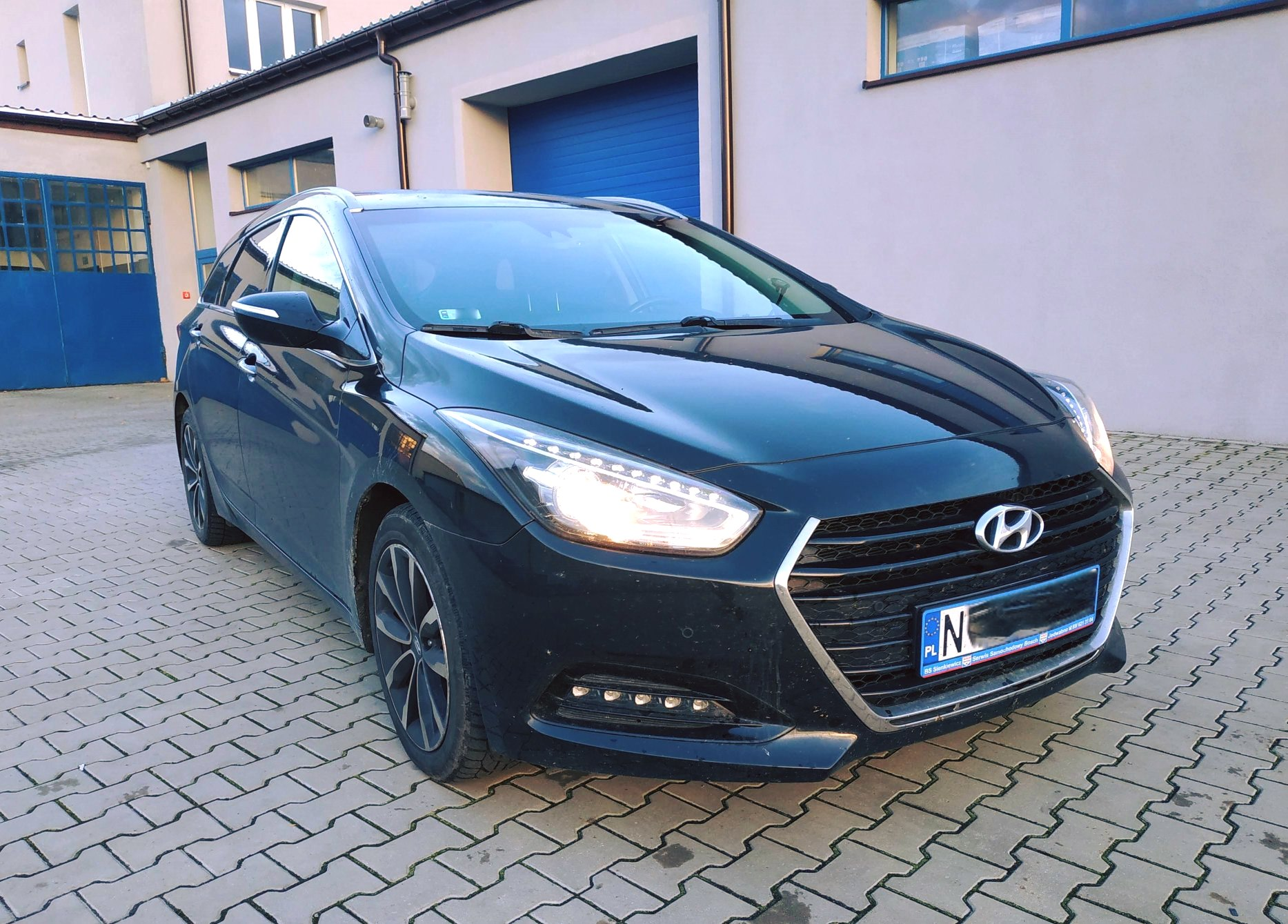 Hyundai I40 1.7CRDI 115KM >> 155KM 365Nm