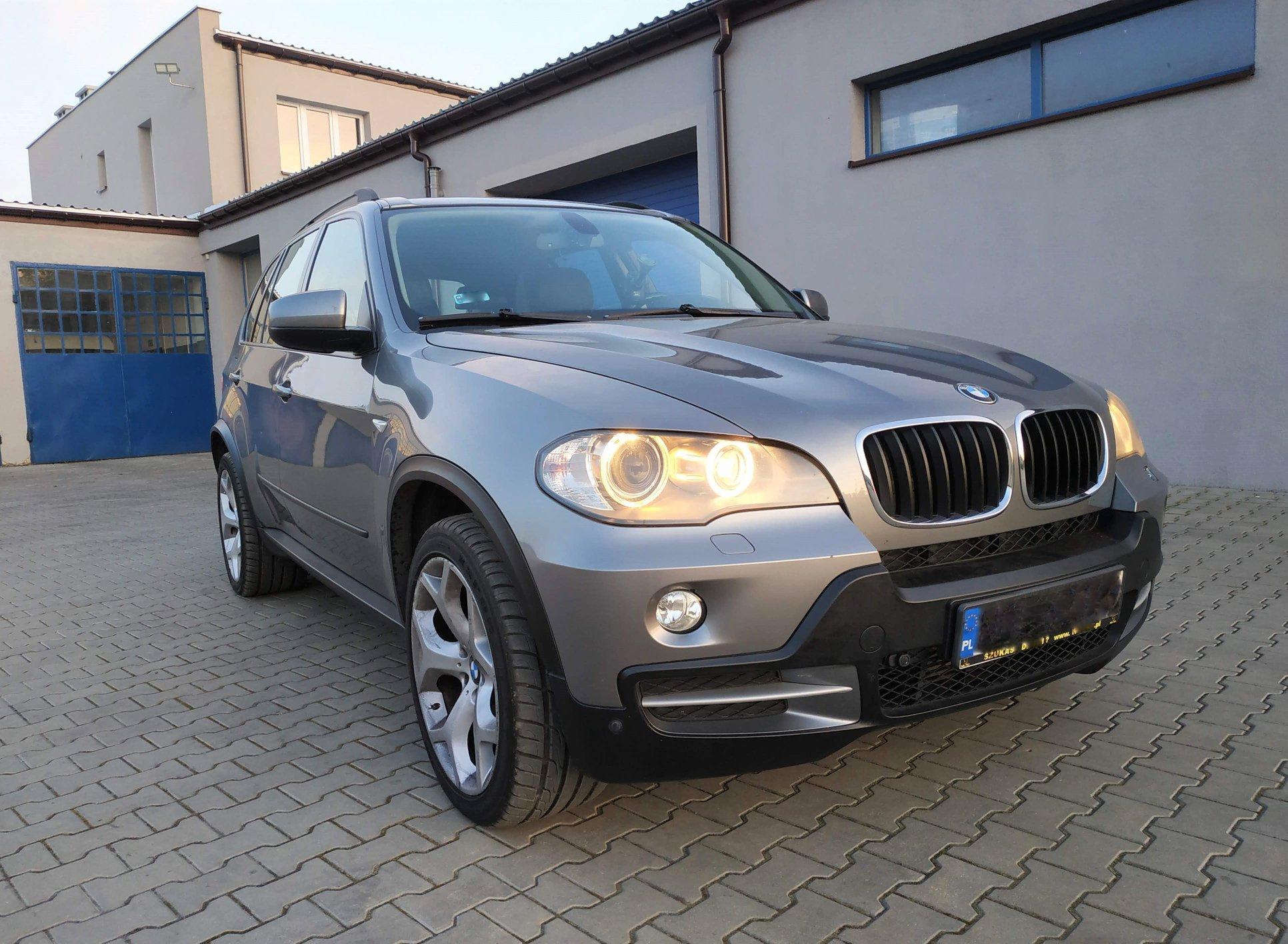 BMW X5 E70 3.0D 235KM >> 295KM 673Nm