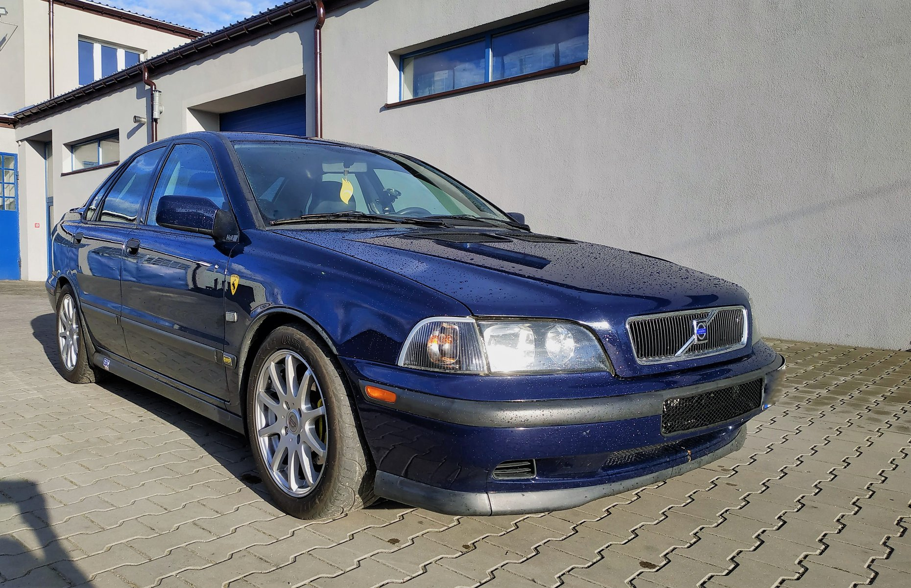 Volvo S40 1.9 T4 200KM >> 295KM 401Nm