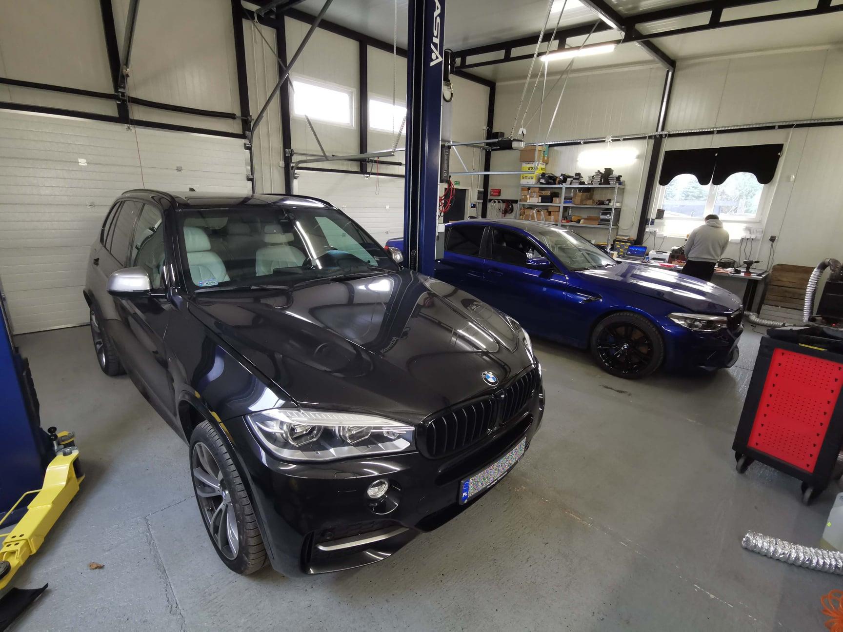 BMW X5 F15 M50D 381KM >> 422KM 814Nm