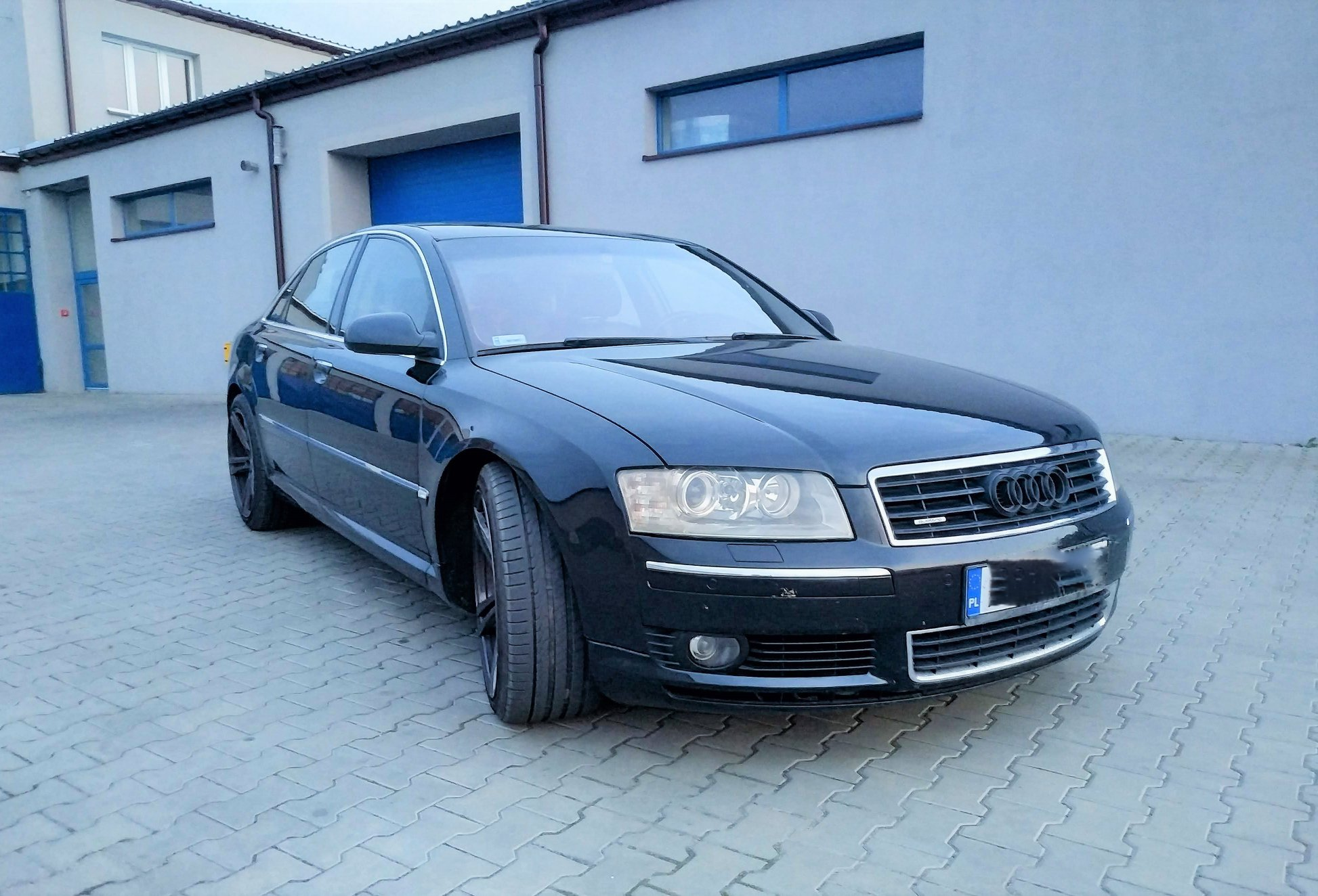 Audi A8 4.0TDI ASE 275KM >> 328KM 751Nm