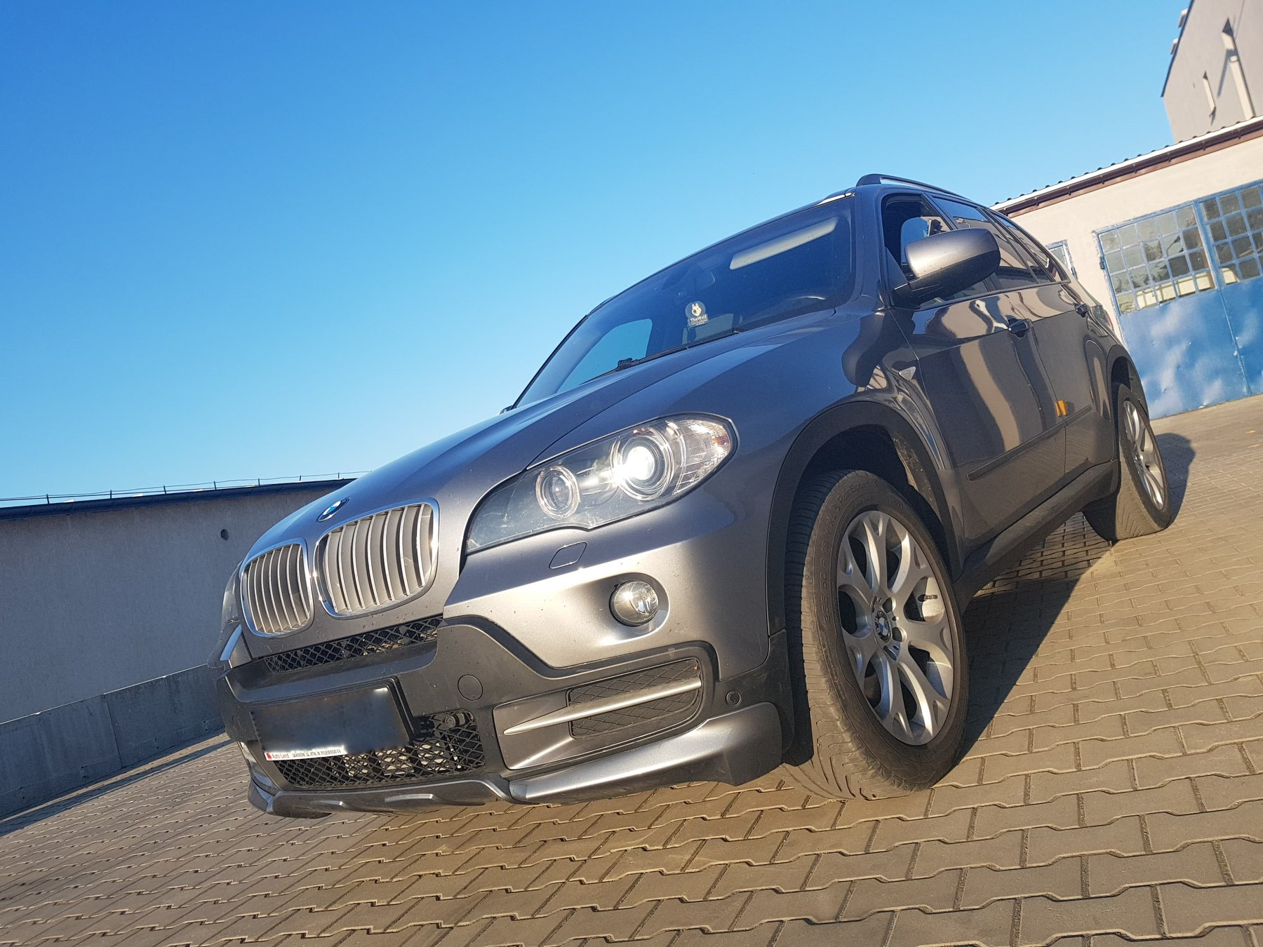 BMW E70 X5 3.0sd xDrive35d Stage3 286KM >> 419KM 845Nm