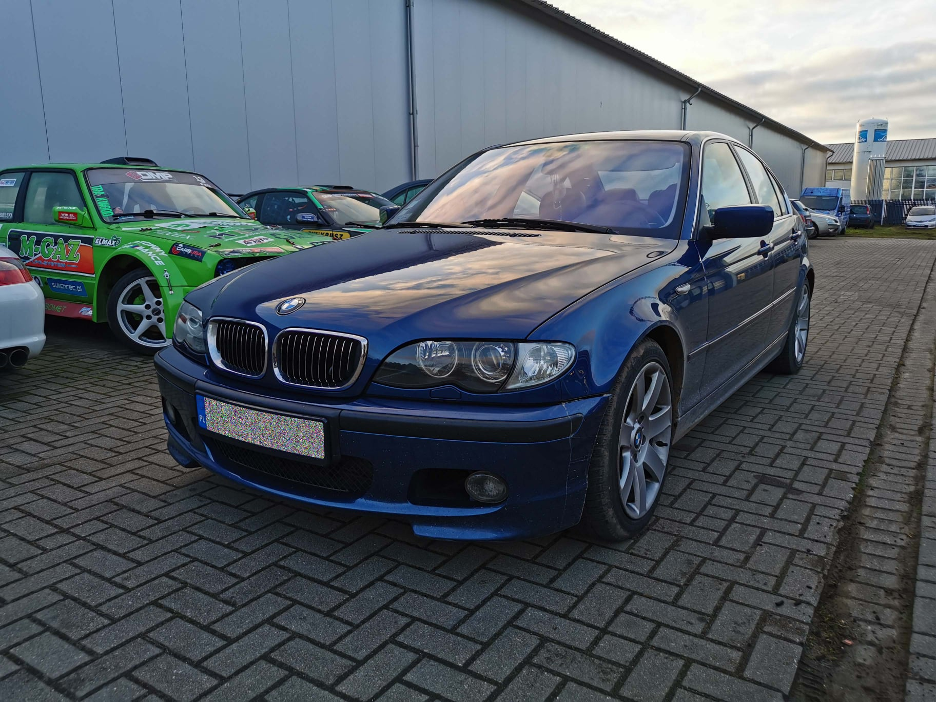 BMW E46 330D 204KM >> 284KM 551Nm