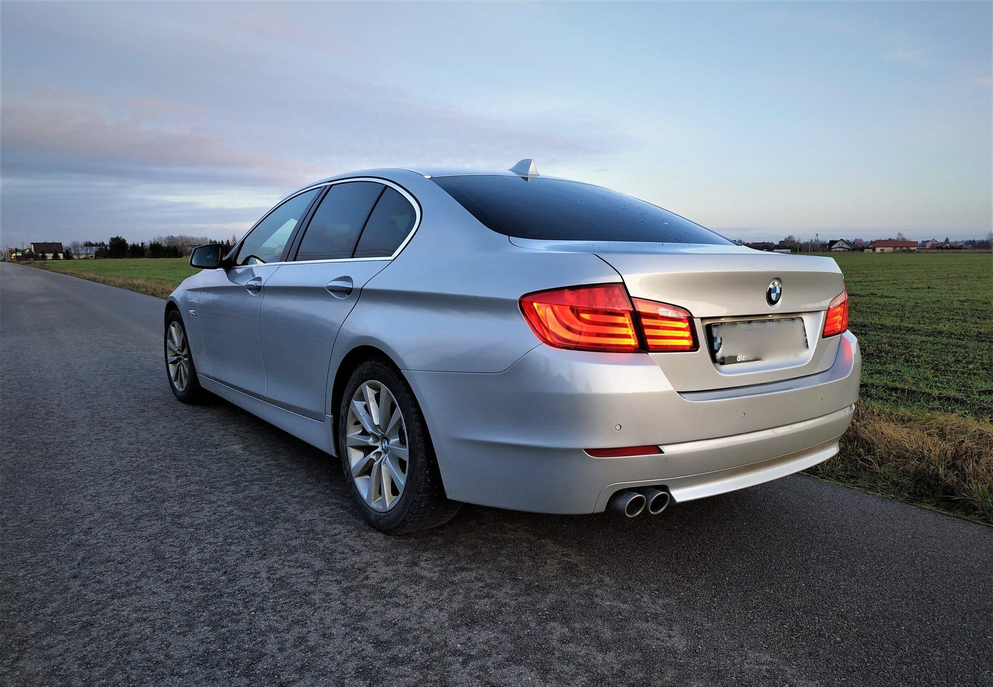 BMW F10 520D 184KM >> 223KM 457NM