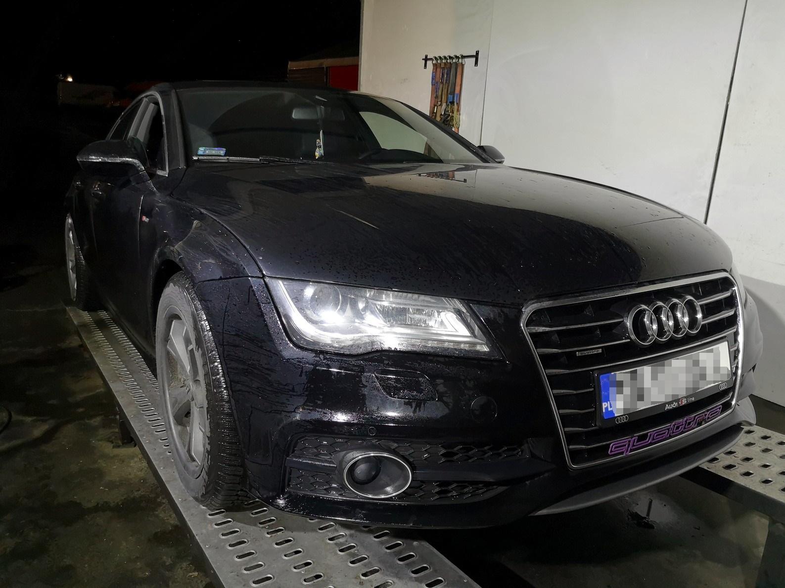 Audi A7 CDUC S-tronic 3.0TDI 245KM >> 305KM 679Nm