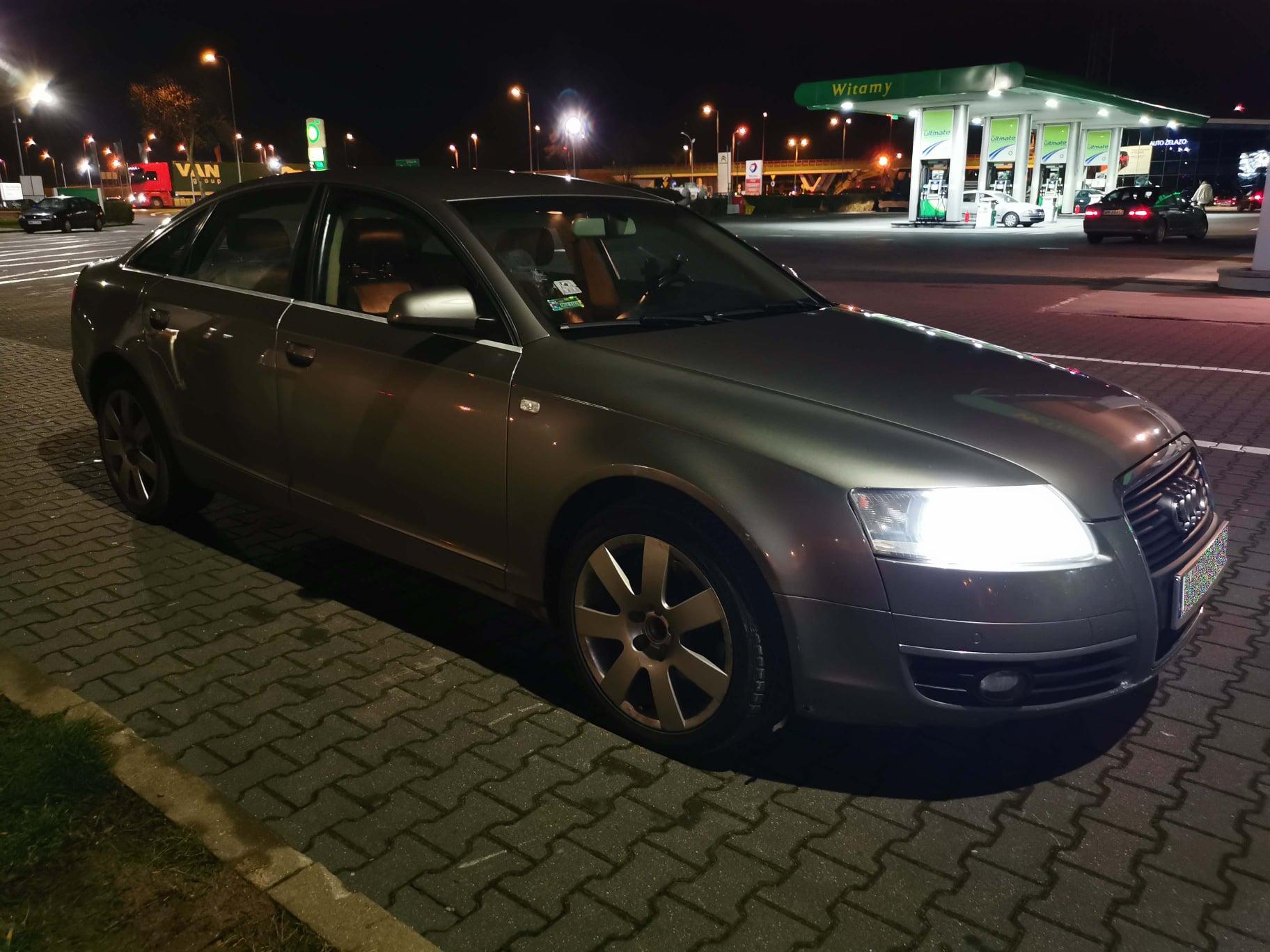 Audi A6 C6 3.0TDI 225KM >> 272KM 534Nm