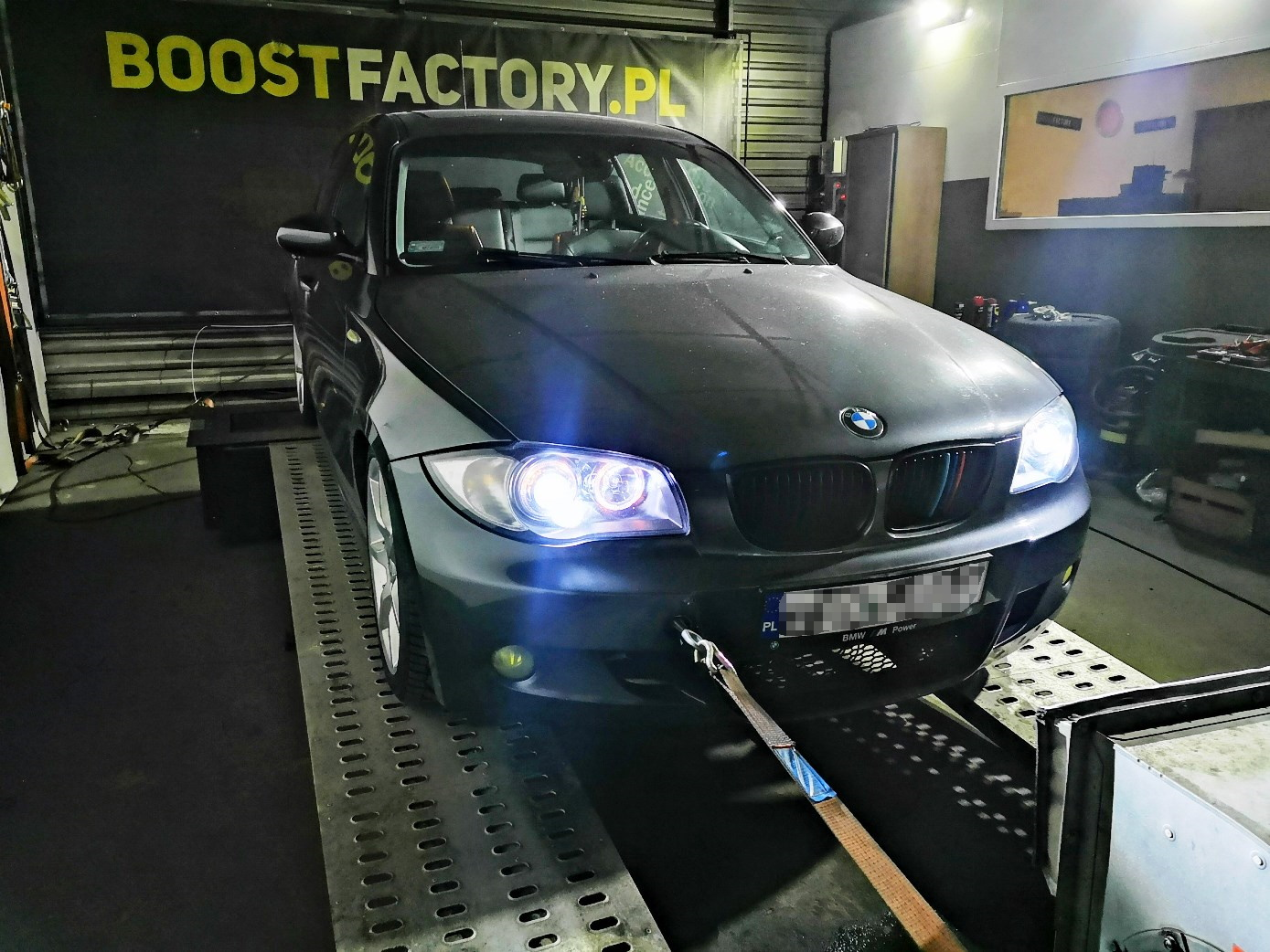 BMW E87 120D 163KM >> 237KM 480Nm