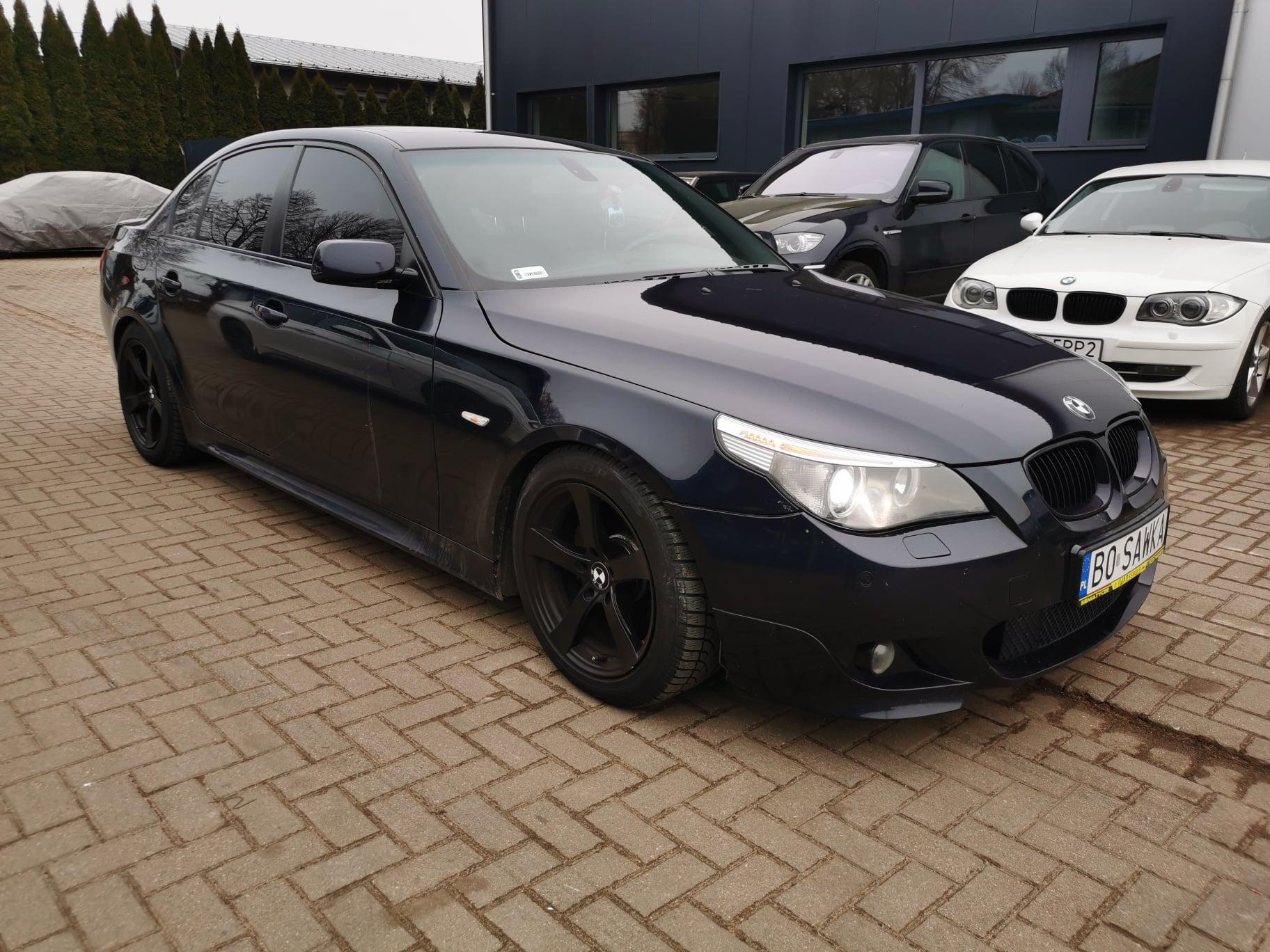 BMW E60 535D 272KM >> 433KM 806Nm