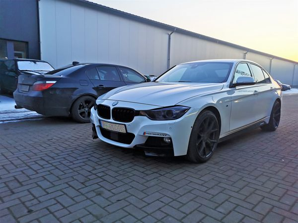 BMW F30 335IX 306KM >> 374KM 597Nm