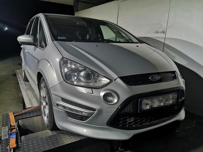 Ford SMax 2.0TDCI 163KM >> 182KM 406Nm