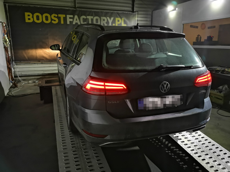 VW Golf7 1.8TSI 168KM >> 252KM 382Nm