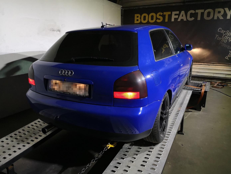 Audi A3 8L 1.8T 150KM >> 269KM 343Nm