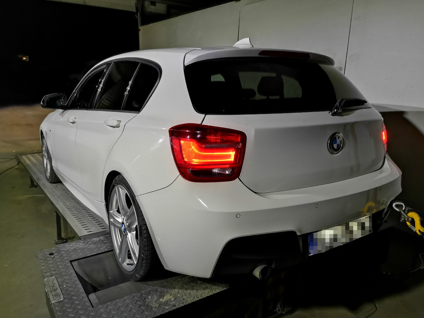 BMW F20 118i N13 170KM >> 220KM 325Nm