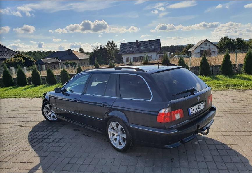 BMW E39 530D 184KM >> 239KM 529Nm