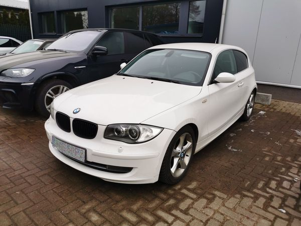 BMW E81 123D 204KM >> 245KM 476Nm