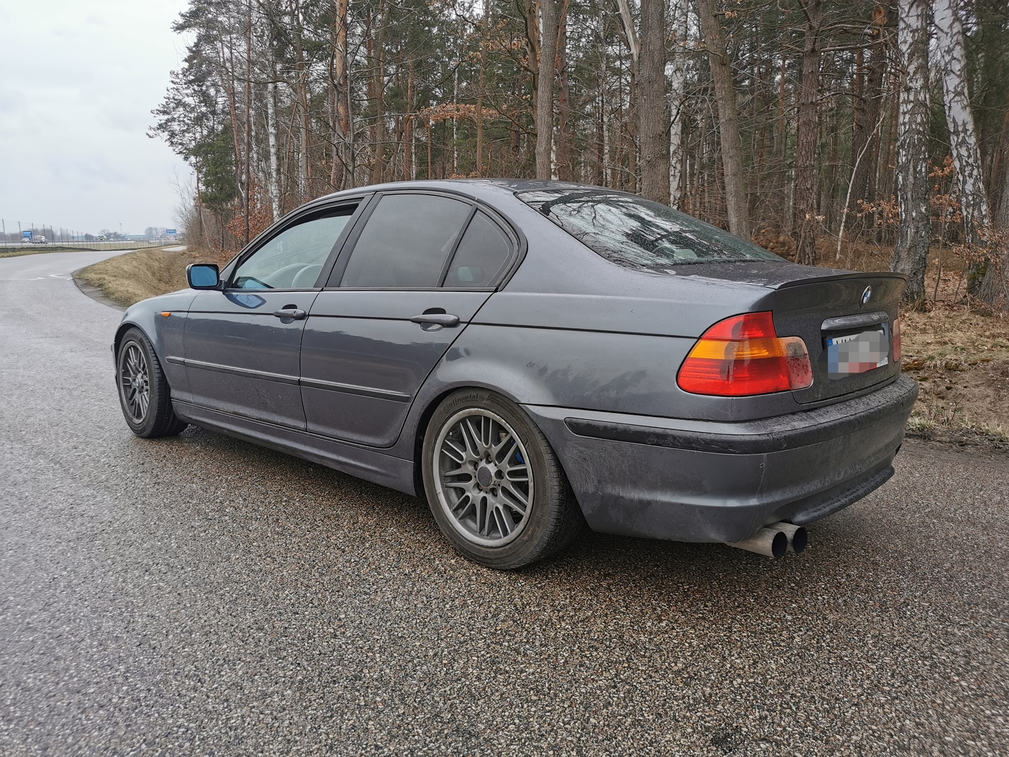 BMW E46 330D 184KM >> 240KM 520Nm