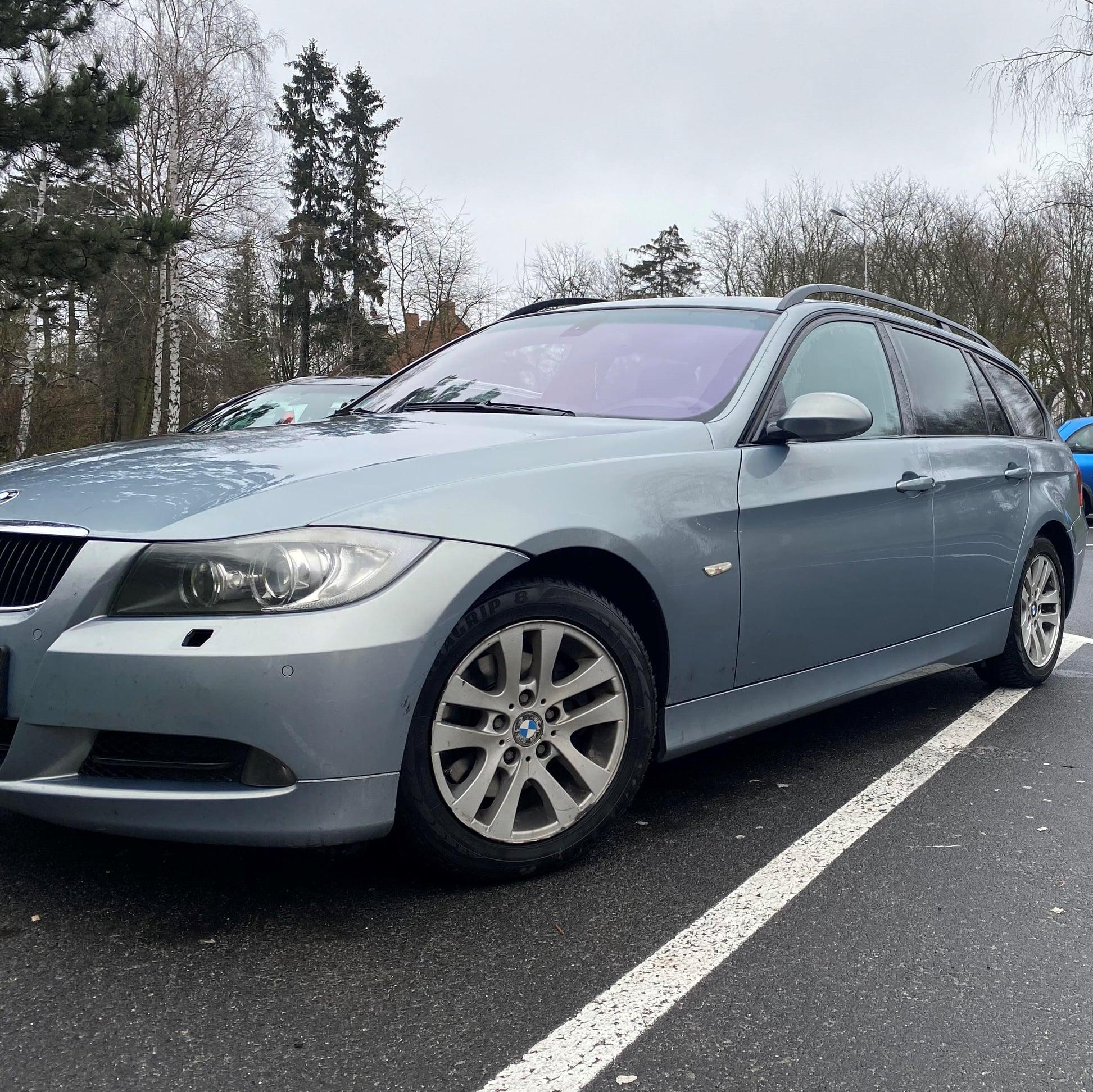 BMW E91 320d 163KM >> 203KM 446Nm