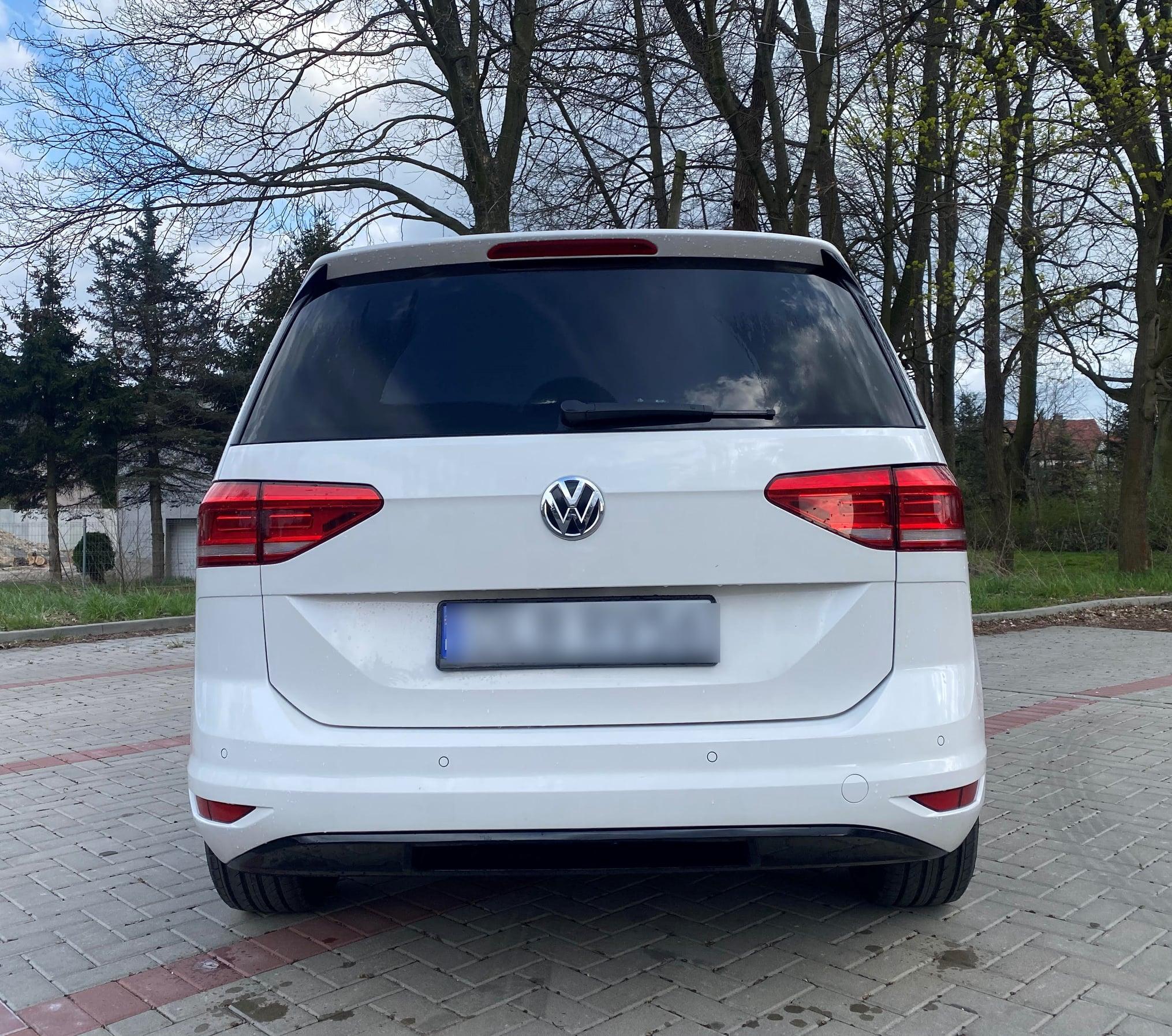 VW Touran 2.0TDI 110KM >> 167KM 407Nm