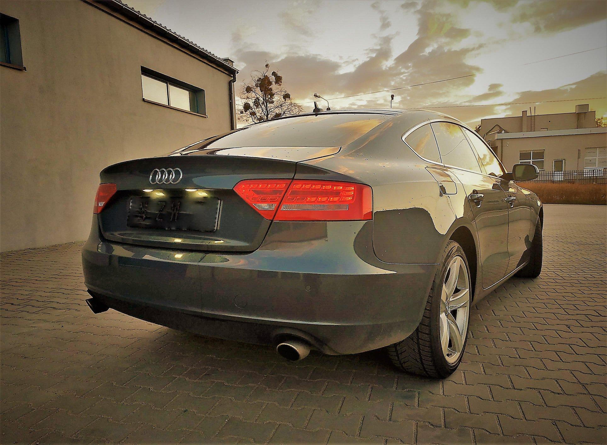 Audi A5 3.0TDI 240KM >> 300KM 633Nm