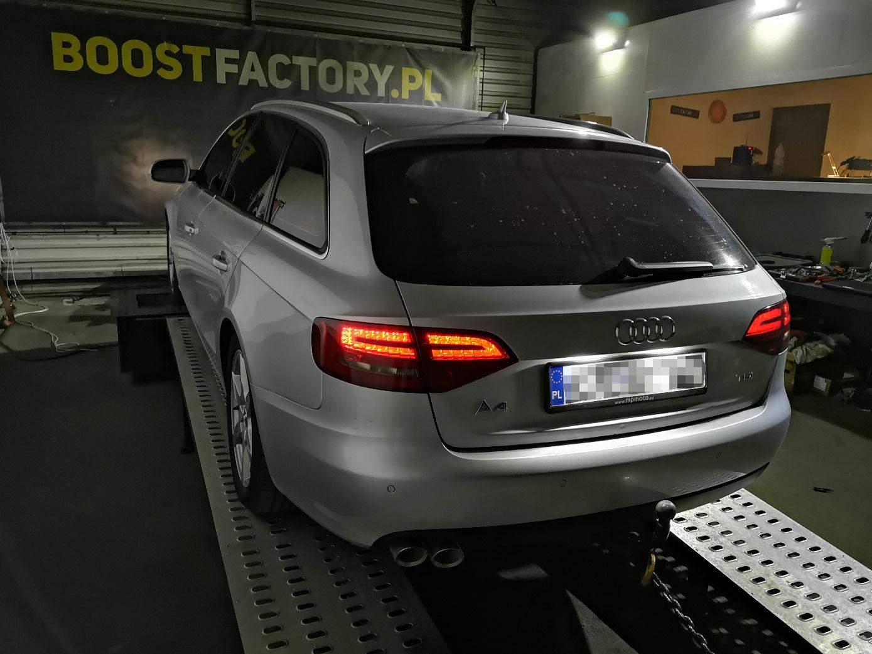 Audi A4 2.0TDI 143KM >> 198KM 447Nm