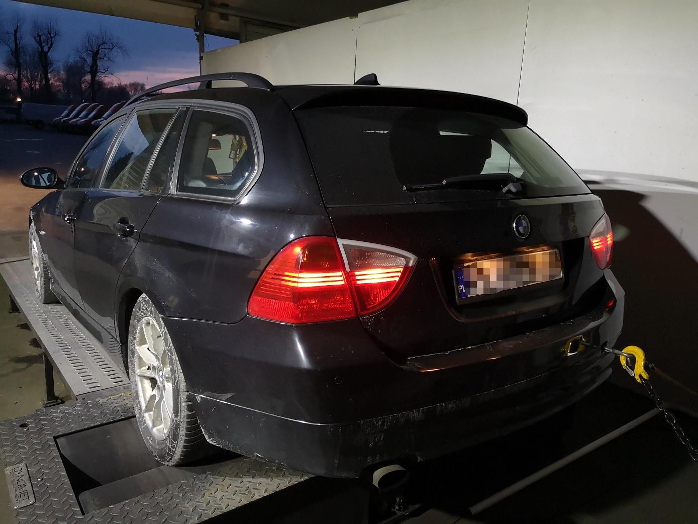 BMW E90 320D 163KM >> 201KM 441Nm