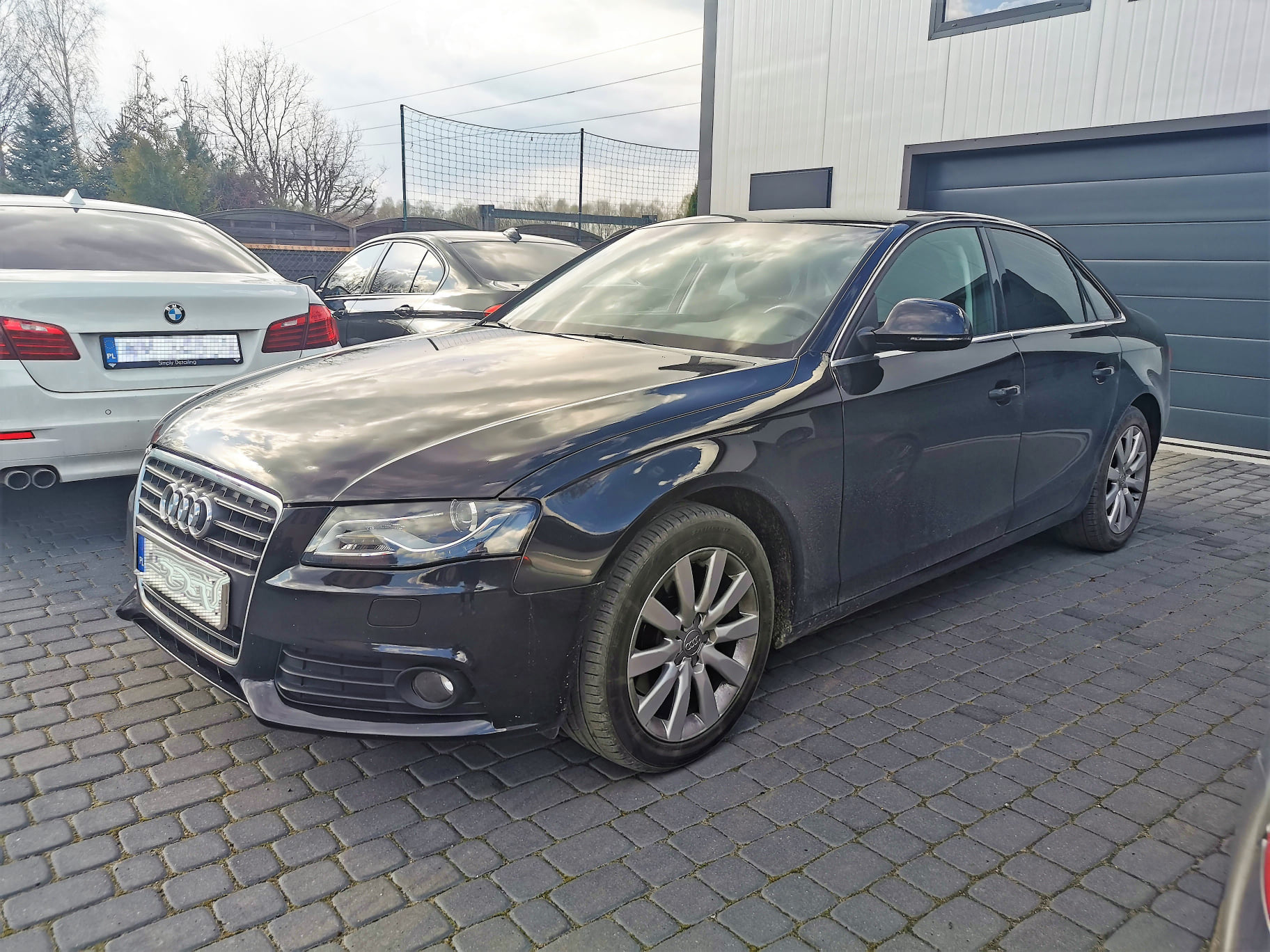 Audi A4 B8 1.8TFSI 160KM >> 200KM