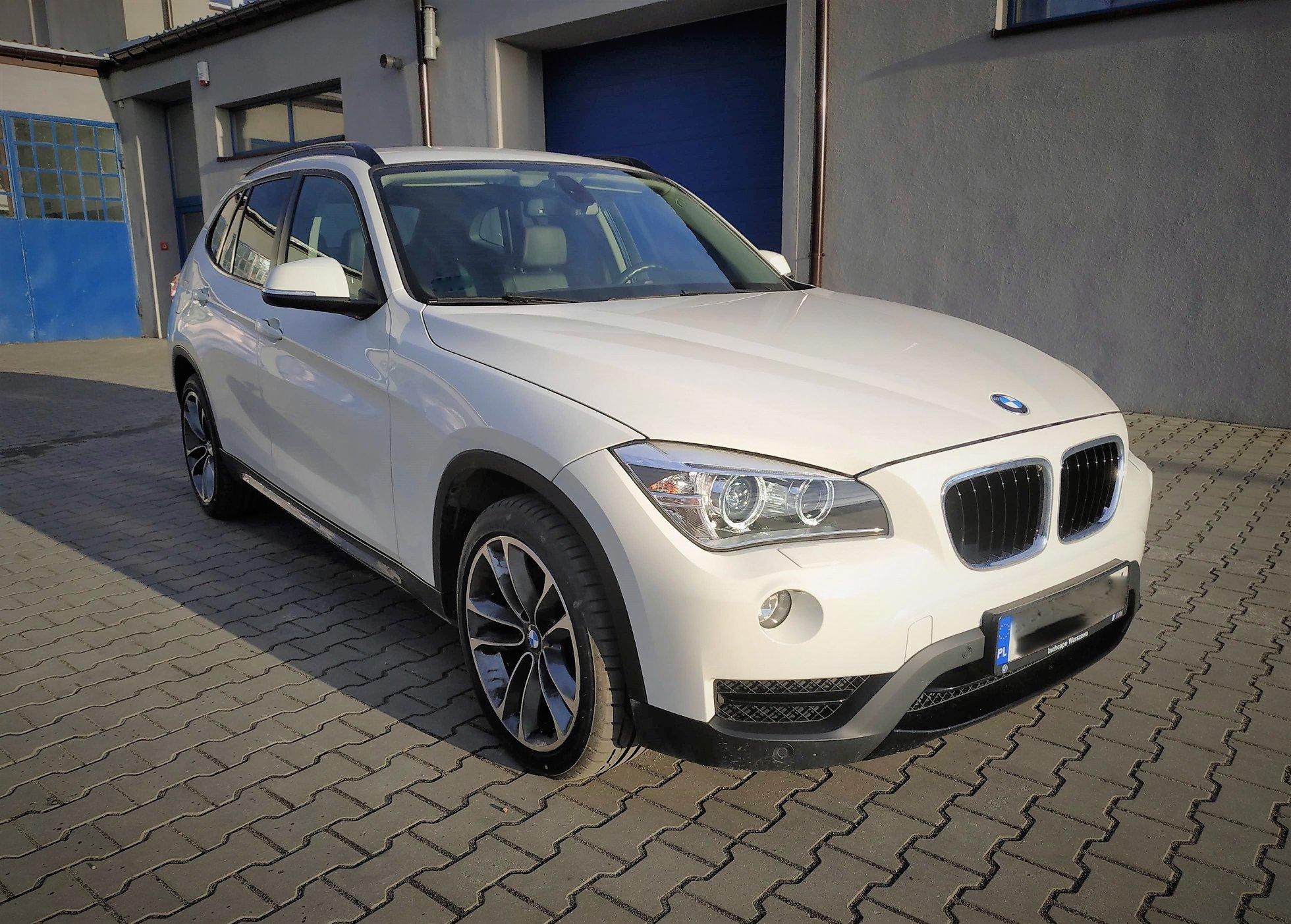 BMW X1 E84 20d 184KM >> 223KM 471Nm