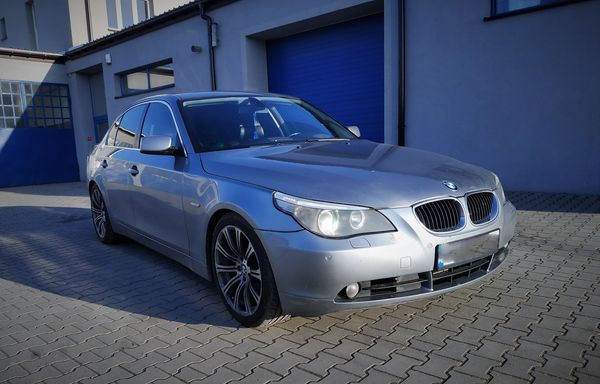 BMW E60 530D 218KM >> 280KM 606Nm
