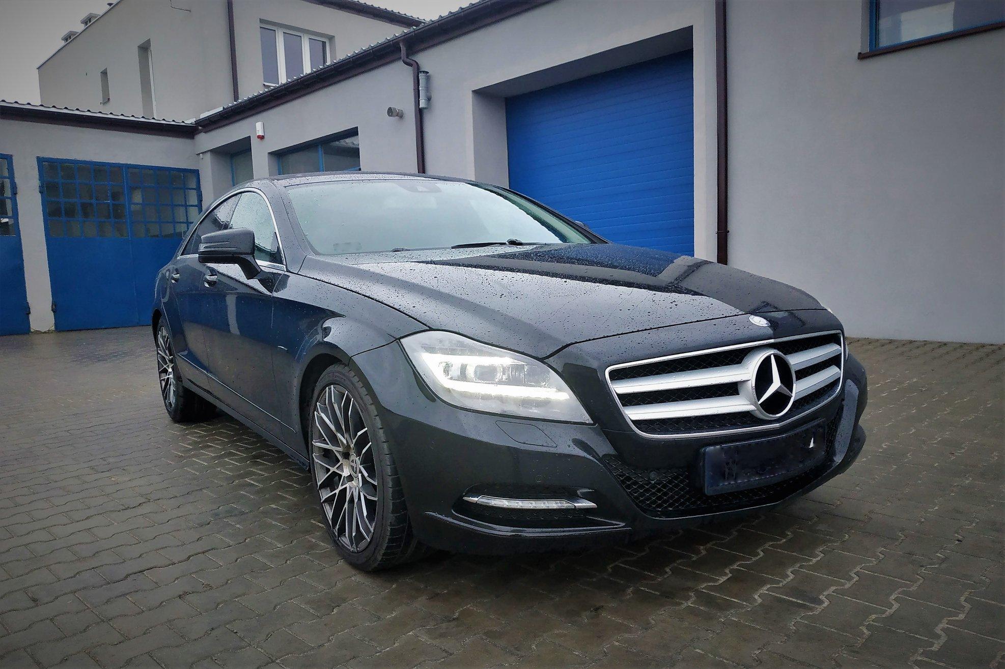 Mercedes CLS C218 350CDI 265KM >> 310KM 689Nm