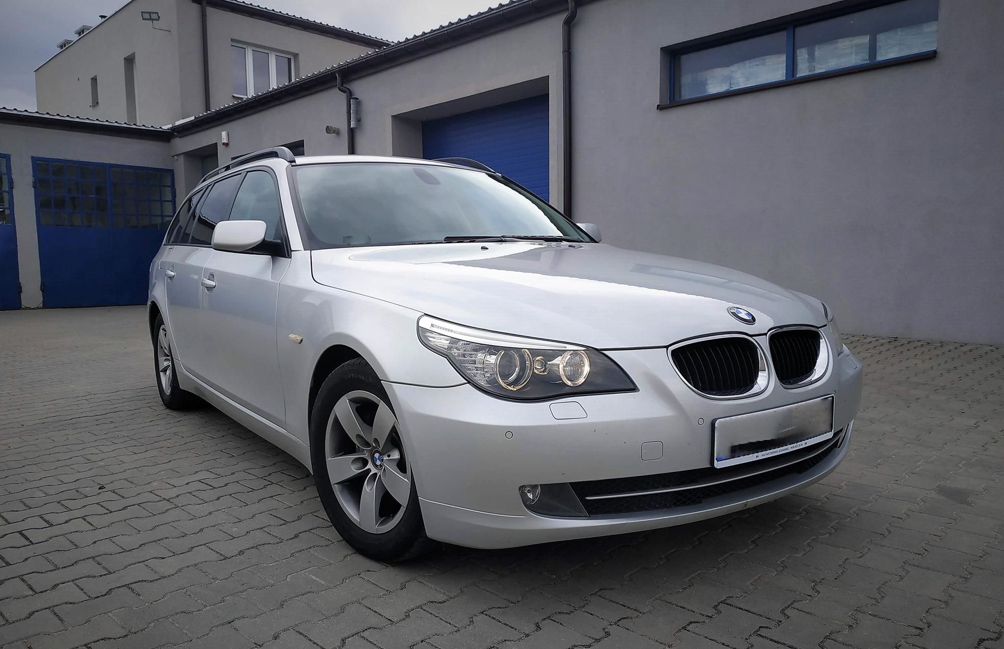 BMW E61 520D 163KM >> 231KM 482Nm