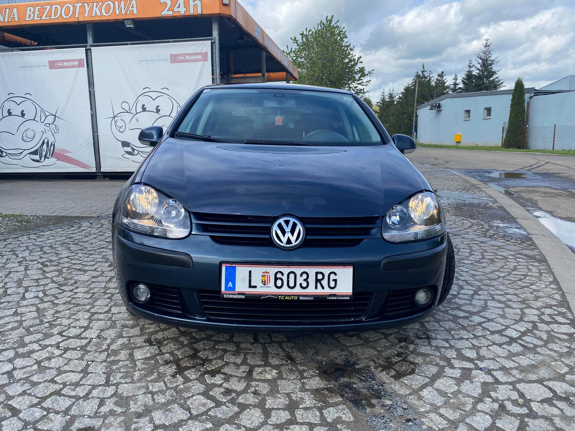 VW Golf 5 1.9TDI 90KM >> 148KM 325Nm