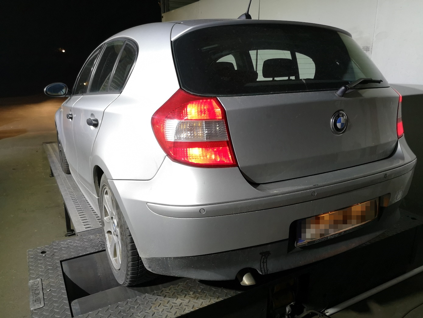 BMW E87 118d 122KM >> 172KM 383Nm