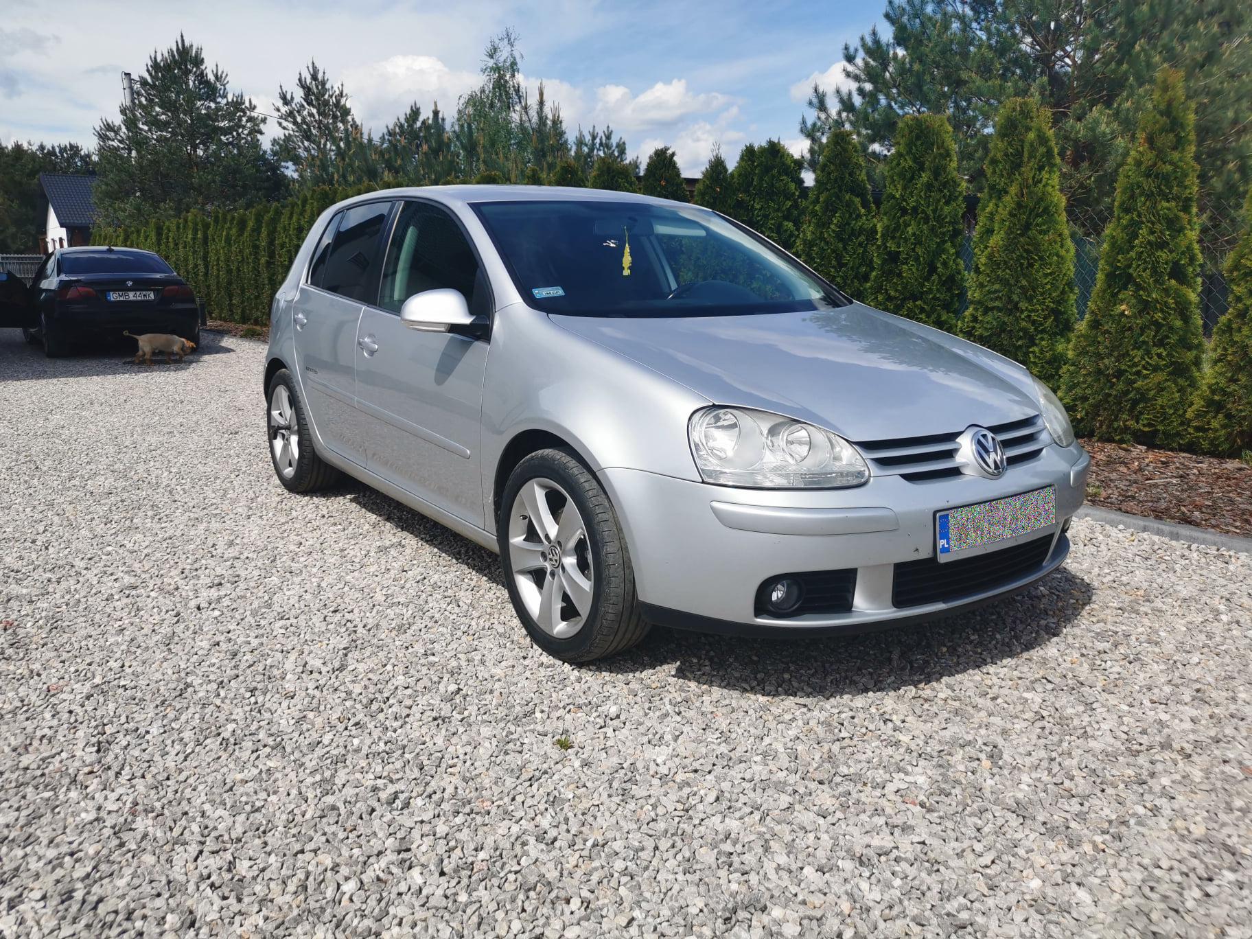 VW Golf 5 1.9TDI 90KM >> 144KM 353Nm