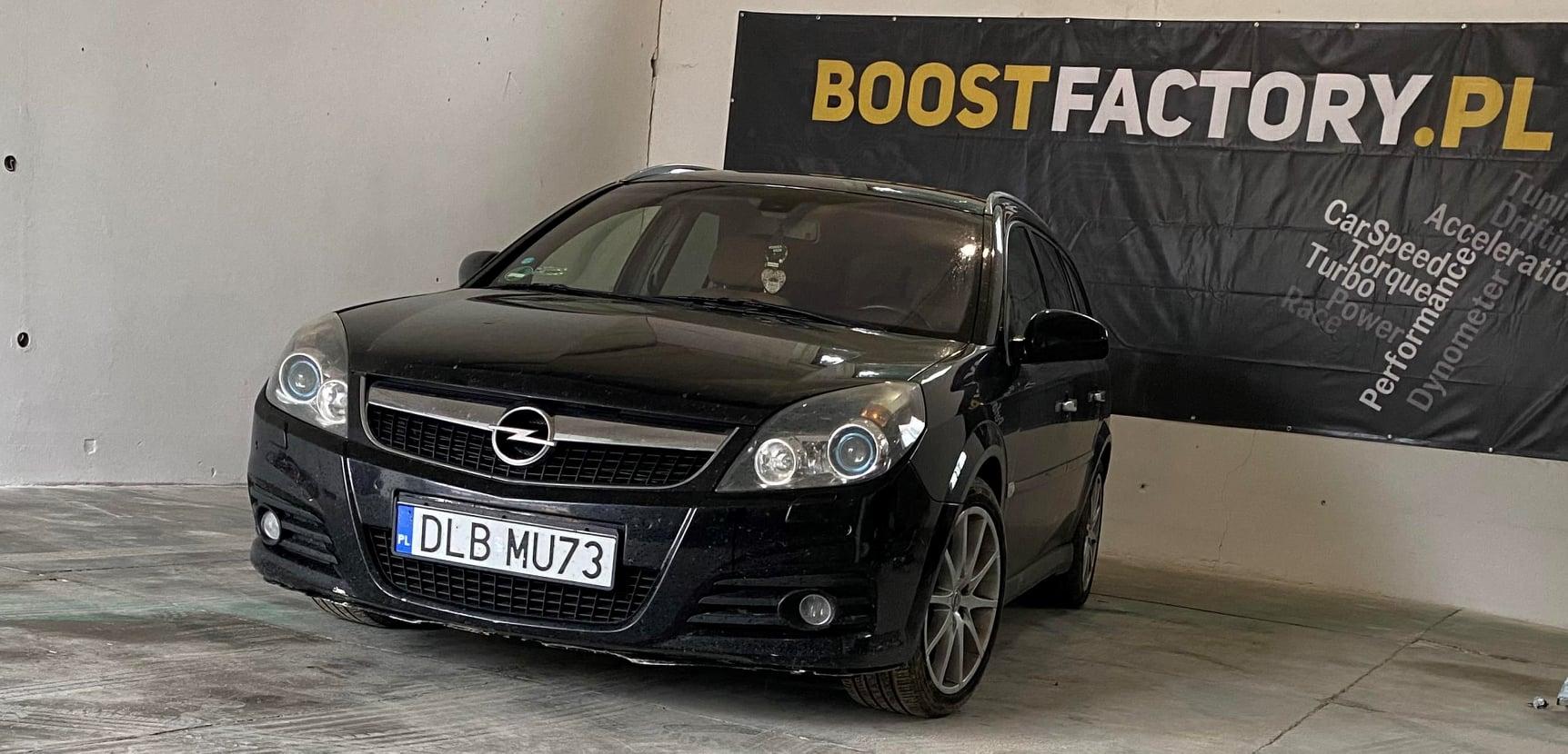 Opel Vectra C 1.9CDTI 150KM >> 179KM 410Nm