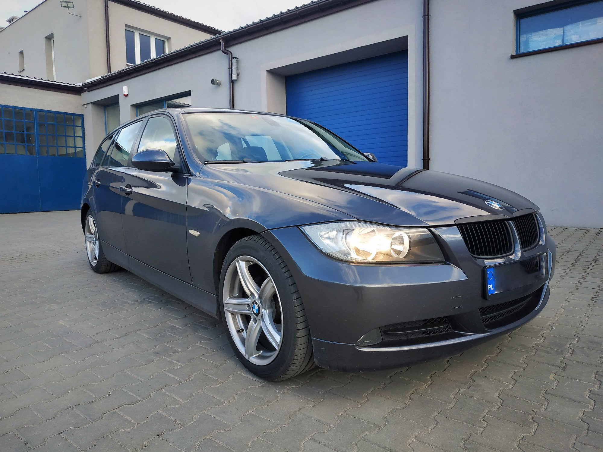 BMW E91 320D 163KM >> 193KM 421Nm