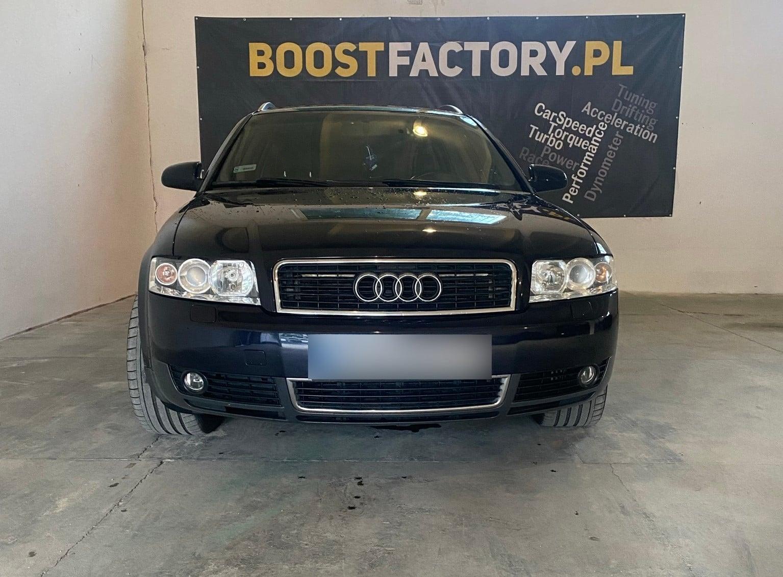 Audi A4 B6 1.8T 163KM >> 191KM 306Nm